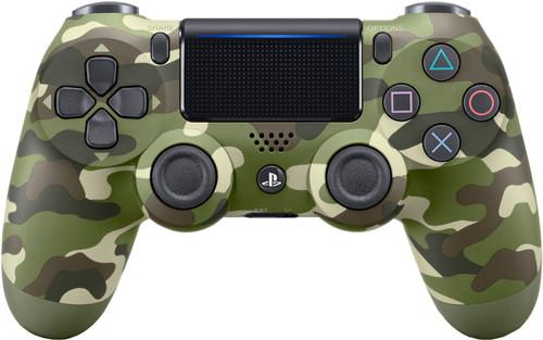 Sony DualShock 4 Controller PS4 V2 Groen Camo Main Image
