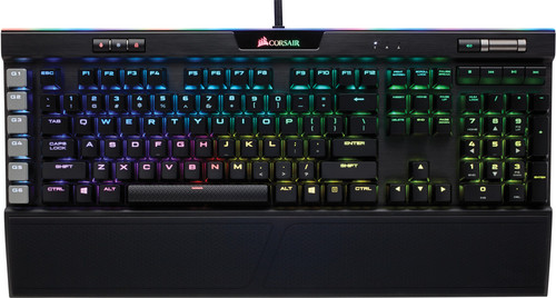 Corsair K95 RGB Platinum Cherry MX Speed QWERTY Main Image