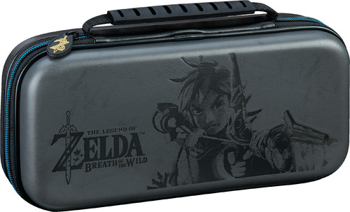 Bigben Nintendo Switch Travel Case Zelda Gray Main Image