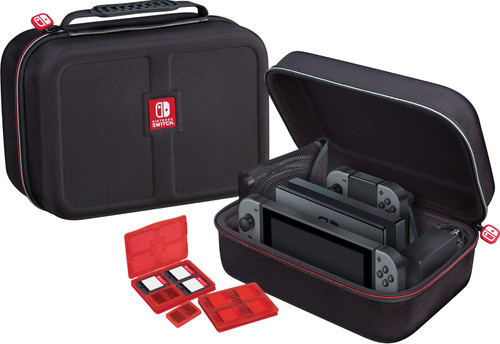 Bigben Nintendo Switch Deluxe Travel Case Main Image
