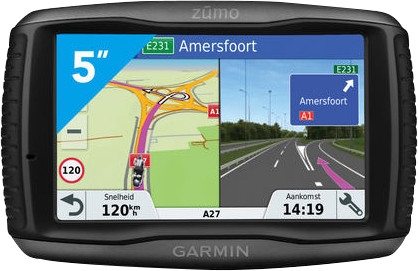 Garmin Zumo 595 LM Travel Edition Main Image