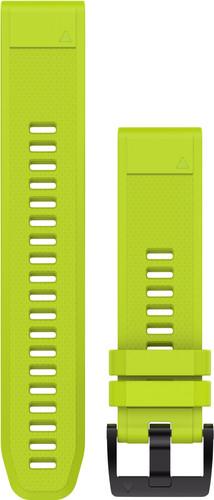 Garmin QuickFit 22mm Siliconen Horlogeband Geel Main Image