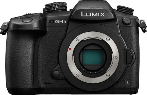 Panasonic Lumix DC-GH5 Body Main Image