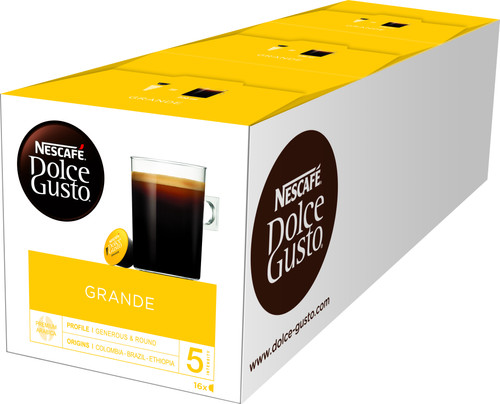 Dolce Gusto Grande 3 pack Main Image