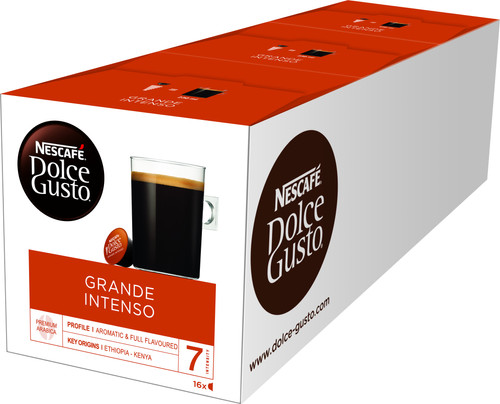 Dolce Gusto Grande Intenso 3 pack Main Image