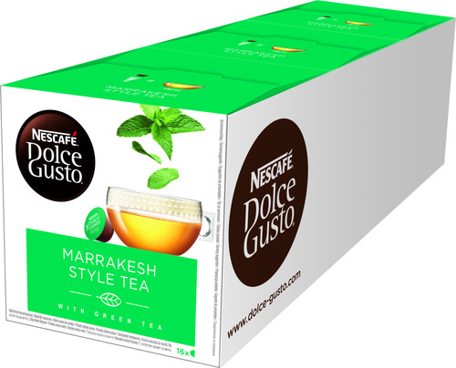 Dolce Gusto Marrakesh Tea 3 pack Main Image