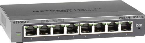 NETGEAR GS108E Main Image