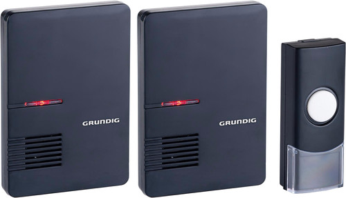 Grundig Wireless Doorbell 2 Wireless Receivers Main Image