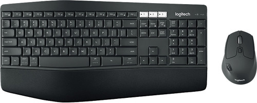 Logitech MK850 Draadloos Toetsenbord en Muis QWERTY