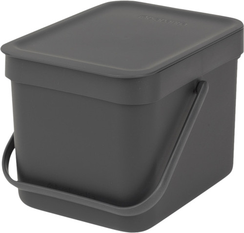 Brabantia Sort & Go 6L Gray Main Image