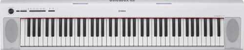 Yamaha NP-32 Piaggero White Main Image