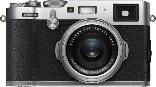 Fujifilm X100F Silver Main Image