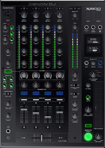 Denon DJ X1800 Prime Main Image