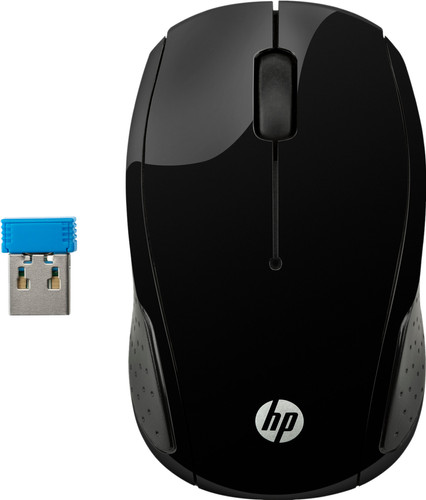 HP Wireless Mouse 200 Black Main Image