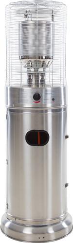 Sunred Propus Lounge Heater Silver Main Image