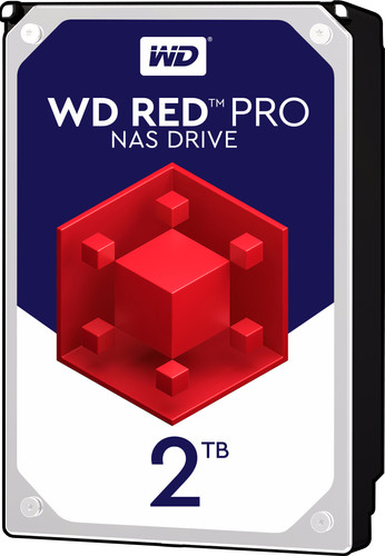 WD Red Pro WD2002FFSX 2TB Main Image