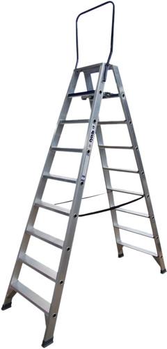 ASC Double Ladder 9 Steps Main Image