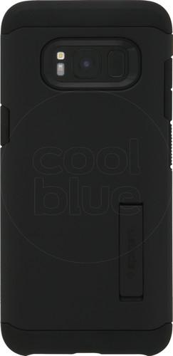 Spigen Tough Armor Samsung Galaxy S8 Back Cover Zwart Main Image