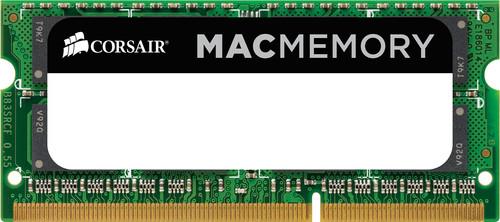 Corsair Apple Mac 4GB SODIMM DDR3-1333 1x 4GB Main Image