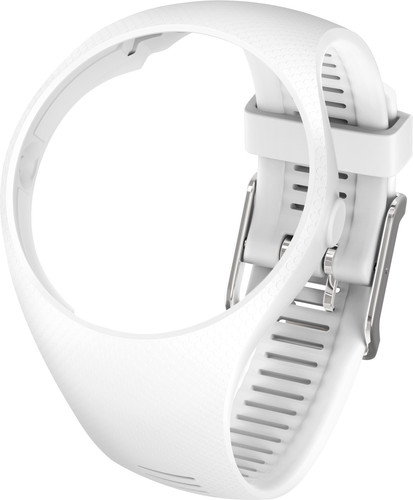 Polar M200 Kunststof Polsband S/M - Wit Main Image