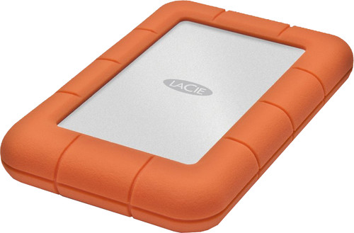 LaCie Rugged Mini USB 3.0 2TB Main Image