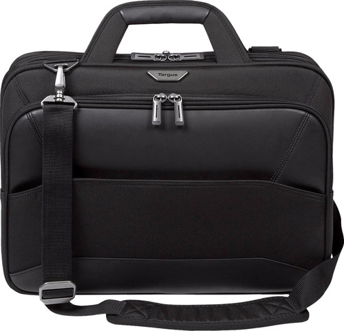 Targus Mobile VIP Large Topload 15.6 inches Black Main Image