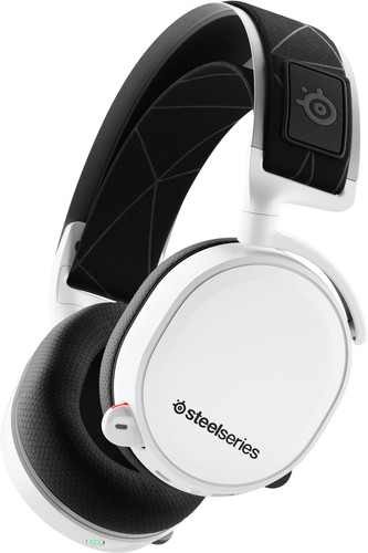 SteelSeries Arctis 7 2019 Wit Main Image