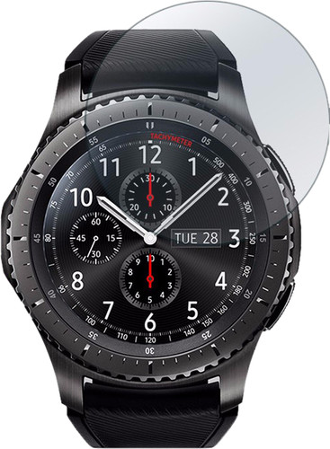 Just in Case Samsung Gear S3 Screen Protector Glass Main Image