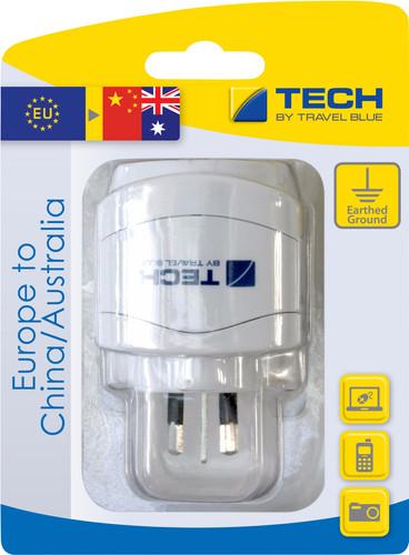Travel Blue Europe Adapter - China / Australia Main Image