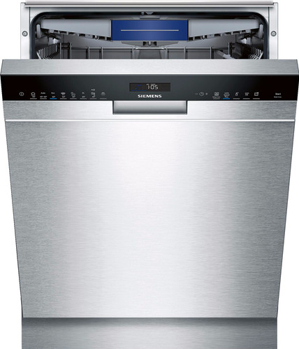 Siemens SN458S02ME / Built-in / Under-counter / Niche height 81.5-87.5cm Main Image