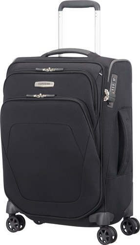 Samsonite Spark SNG Spinner 55cm Black Main Image