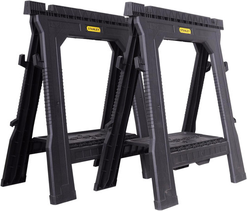 Stanley Sawhorse with V-groove Main Image