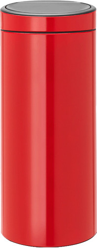 Brabantia Touch Bin 30 Liters Passion Red Main Image