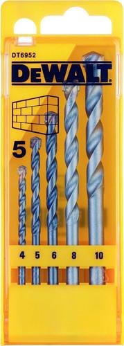 DeWalt 5-delige Casette Steenborenset Main Image