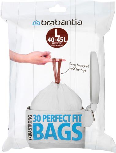 Brabantia Vuilniszakken Code L - 40-45 Liter (30 stuks) Main Image