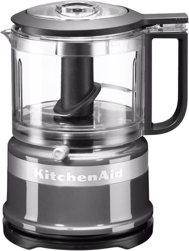 KitchenAid 5KFC3516ECU Zilver Main Image