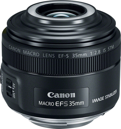 Canon EF-S 35mm f/2.8 Macro IS STM Main Image