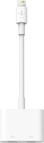 Belkin Rockstar Lightning Splitter Main Image