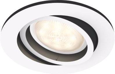 Philips Hue Milliskin Round White Main Image