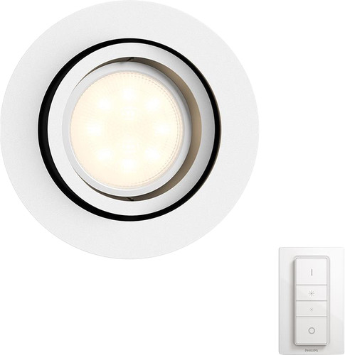 Philips Hue Milliskin Round White Including Dimmer Switch Main Image