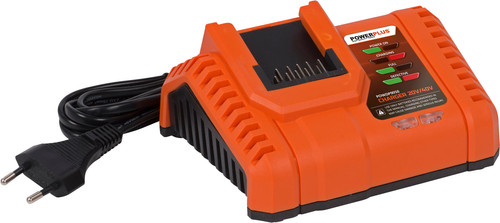 Powerplus Dual Power Acculader 20-40V Main Image