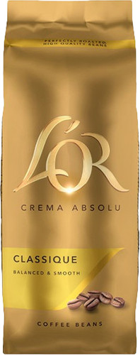 L'OR Crema Absolu coffee beans 500 grams Main Image