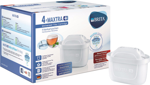Brita Filterpatronen Maxtra+ 4-Pack Main Image