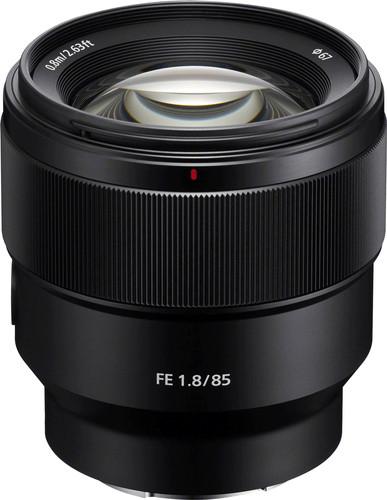 Sony FE 85mm f/1.8 Main Image