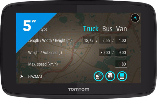 TomTom Go Professional 520 Europe Main Image