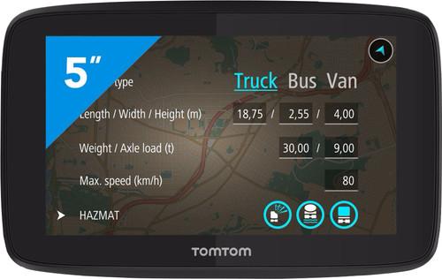 TomTom Go Professional 520 Europa Main Image