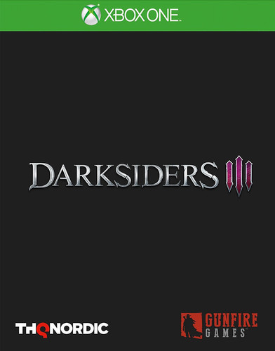 Darksiders III Xbox One Main Image