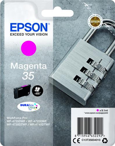 Epson 35 Cartridge Magenta Main Image
