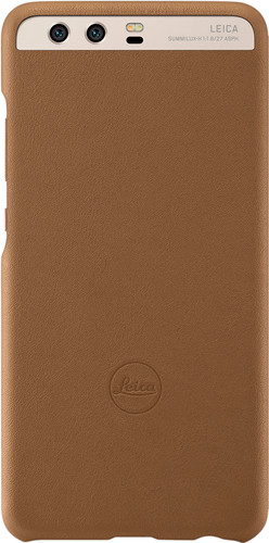 Huawei P10 Plus Leica Back Cover Bruin Main Image