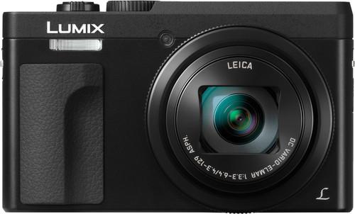 Panasonic Lumix DC-TZ90 Black Main Image